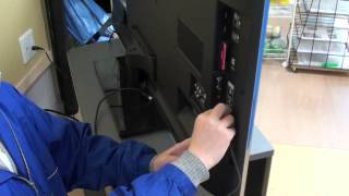 iPadと液晶テレビ接続 液晶テレビ 検索動画 27