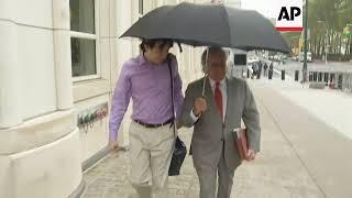 Controversial pharma CEO Shkreli has bail revoked