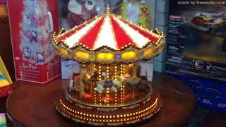 Big Carousel  Believe Store 2017