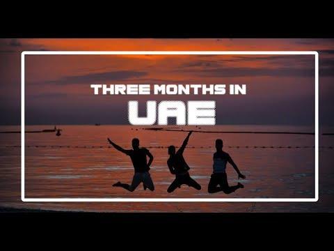 THREE MONTHS IN UAE   VLog   Umair Imtiaz