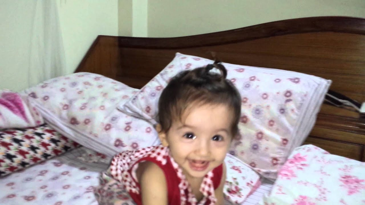 cute nepali baby girl laughing.mp4 - youtube