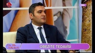 Doç.Dr. Bahadır Ege - Robotik Obezite Cerrahisi (TV6 03.02.2016)