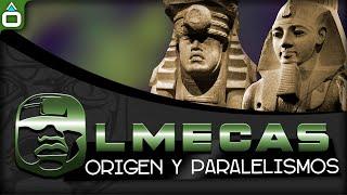 El ORIGEN, PARALELISMOS y su FORMA CRANEAL. LOS MISTERIOS OLMECAS (SERIE DOCUMENTAL)