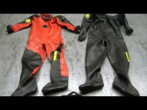 6 Deep Water Divers Dry Suits on GovLiquidation.com