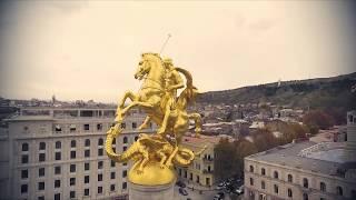 Тбилиси - город детства 25 лет спустя часть 1-я нетуристическая (Санзона, Вокзальная пл.)