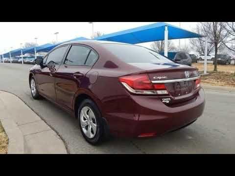 Used 2013 Honda Civic Bartlesville OK Tulsa, OK #180793A