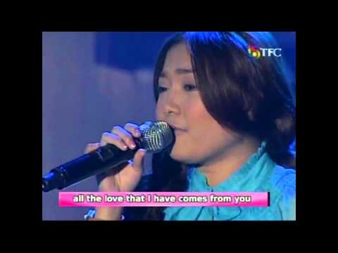 Charice - Always You (Wowowee) 2009
