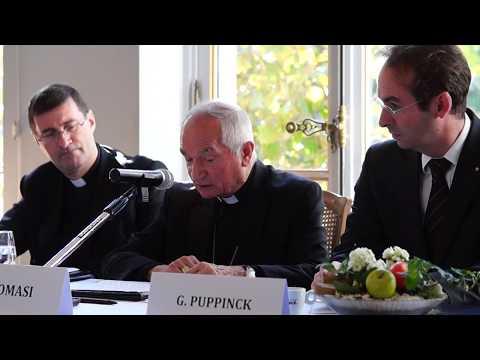 Archbishop Tomasi: Human Rights & Catholic Social Doctrine