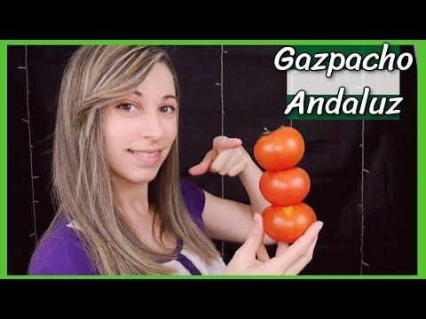 🍅-cómo-hacer-gazpacho-andaluz-🍅-receta-rica-y-tradicional-.-susurrosdelsurr-asmr