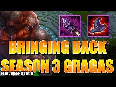Panunu | BRINGING BACK SEASON 3 GRAGAS BUILD