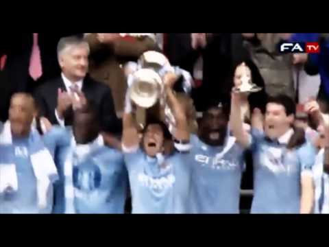 Manchester City Highlights Season 2011-2012