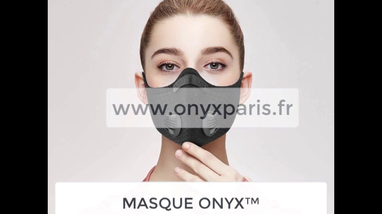 masque protection bacterie