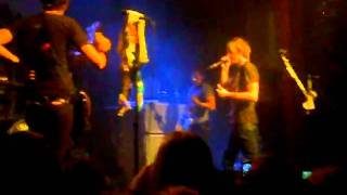 all time low live stockholm