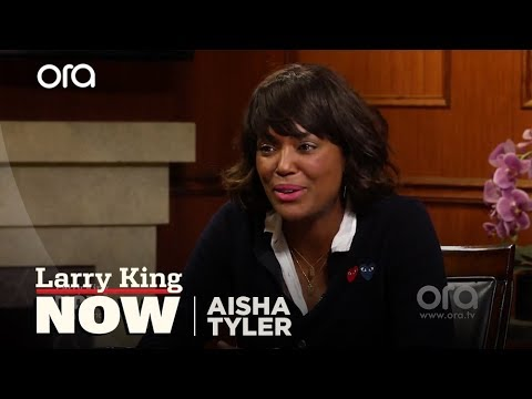 If You Only Knew: Aisha Tyler | Larry King Now | Ora.TV