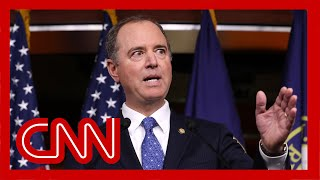 Adam Schiff speaks after House Democrats release impeachment report