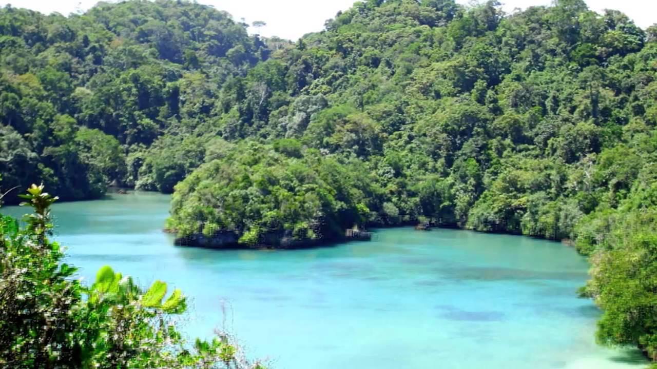 Pulau Sempu - Tempat Wisata di Malang, Jawa Timur - YouTube