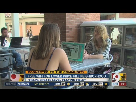 Lower Price Hill, Oyler School to get free Wi-fi