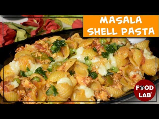 Masala Pasta Recipe | Spicy Pasta Recipe | Food Lab