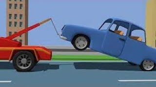 Tow Truck Story | Cartoons Cars | Auto Tow Truck Animation For Children