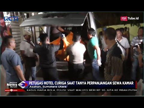 Pria dan Wanita Ditemukan Tewas Tanpa Busana dengan Luka Tembak di Kamar Hotel - SIM 07/01 Mp3
