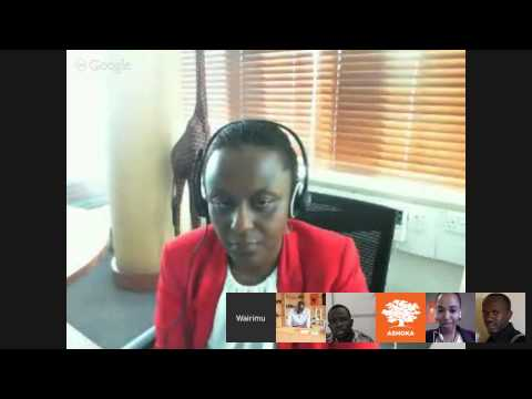Webinar: Young Africans Seizing Opportunities in the Technology Sector
