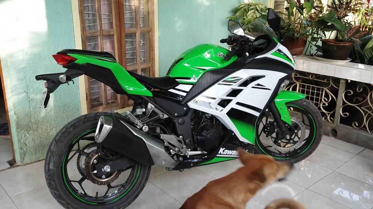 Kawasaki Ninja 250 Philippines Youtube