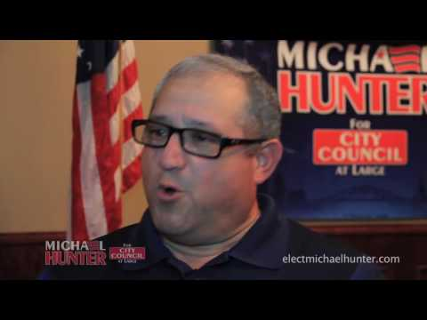 Michael Hunter for City Council At-Large
