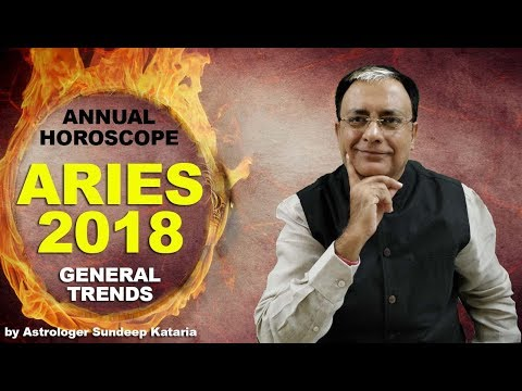 Aries Forecast 2018, Aries Prediction, Aries Astrology, Aries Horoscope 2018 - General Trends