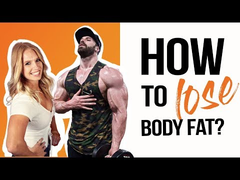 The Fastest and Easiest Way to Lose Fat and Get Lean Bradley Martyn