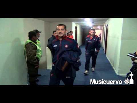San Lorenzo campeón Libertadores 2014 por Musicuervo