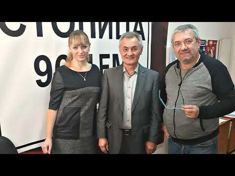 """Радио """"Столица"""" Донецк 96.1 FM - Гость в студии (14.11.2019)"""