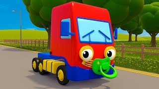 Baby Truck Song (Baby Shark) | Kids Songs | Gecko's Garage