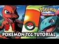 How To Play The Pokemon Trading Card Game Tutorial Episode 1 (PC)