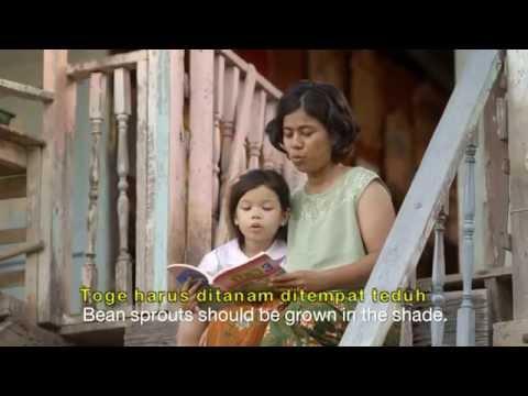 Inspirasi Keluarga. Nenas, Tauge dan Tradisi (iklan dari Thailand, subIndonesia)