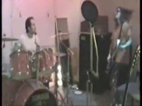 Gidget Gein Rehearsing In The Studio [Dali Gaggers era]