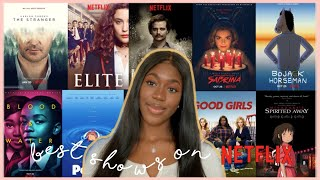 Shows that you need to watch!! my netflix recommendations