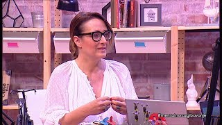 Mentalno razgibavanje: Gošća Tatjana Vojtehovski (14.jun 2019)