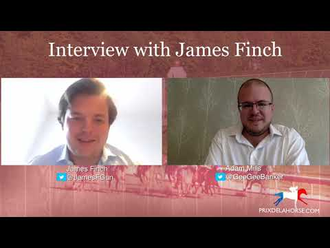 Interview with  Racehorse Owner, James Finch