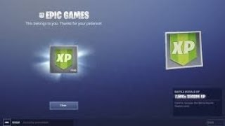 NEW FORTNITE GLITCH GET 35,000 XP IN 3 GAMES OR (35 BATTLE PASS TIERS)