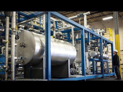 Pilot Plant | CO2 Removal