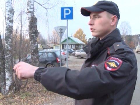 Вологодский полицейский на ходу остановил машину с потерявшим сознание водителем