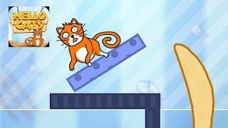 Спасаем Котенка #3 Маленький котенок Мой любимый питомец Игра Hello Cats Новая Коллекция Котиков