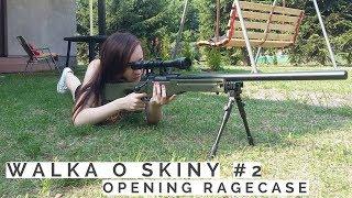 Walka o skiny / #2 - SCENA! | Opening RageCase
