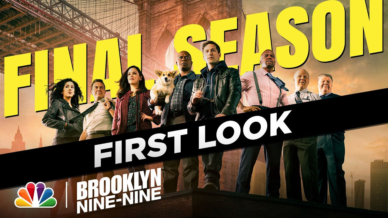 Download First Look at the LAST Season   Brooklyn Nine-Nine