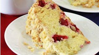 Простые Рецепты Сметанный торт