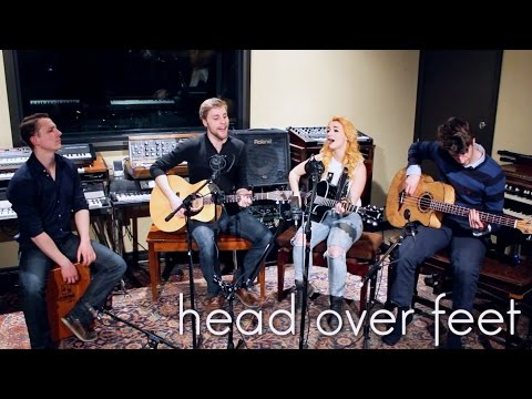 Head Over Feet - Alanis Morissette (Cover by Colleen, Josh, Zach & Justin) mp3