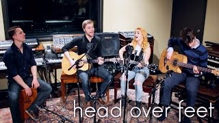Head Over Feet - Alanis Morissette (Cover by Colleen, Josh, Zach & Justin)
