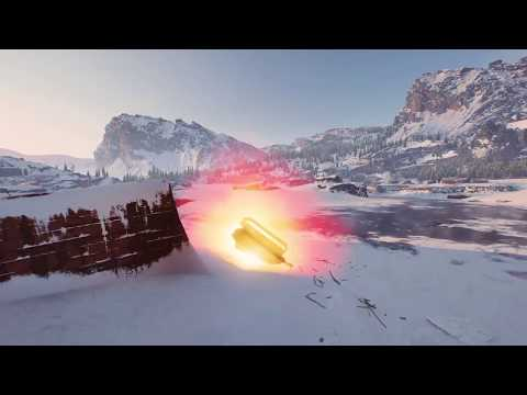 World of Tanks - 1.0 New Glacier Map Preview HD