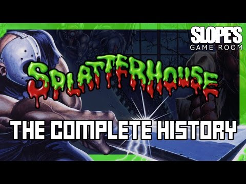 Splatterhouse: The Complete History - SGR