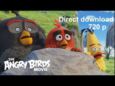 The Angry Birds Movie- 2016 - Free...